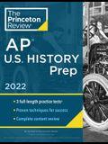 Princeton Review AP U.S. History Prep, 2022: Practice Tests + Complete Content Review + Strategies & Techniques