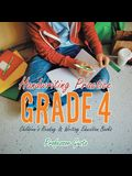 Handwriting Practice Grade 4: Children's Reading & Writing Education Books