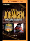Iris Johansen - Catherine Ling Series: Books 1 & 2: Chasing the Night & What Doesn't Kill You