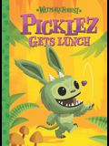 Picklez Gets Lunch, 3: A Wetmore Forest Story