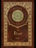 The Iliad (Royal Collector's Edition) (Case Laminate Hardcover with Jacket)