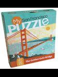 My San Francisco Puzzle: The Golden Gate Bridge