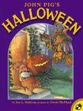 John Pig's Halloween (Picture Puffin Books)