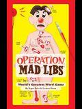 Operation Mad Libs