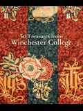 50 Treasures from Winchester College