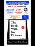 Book with No Pictures 6-Copy Signed Counter Display