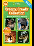Creepy, Crawly Collection, Levels 1 & 2