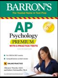 AP Psychology Premium: With 6 Practice Tests