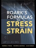 Roark's Formulas for Stress and Strain, 8th Edition (Mechanical Engineering)