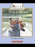 Will It Float or Sink? (Rookie Read-About Science)