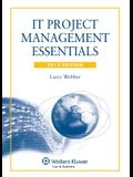 IT Project Management Essentials, 2013 Edition with CD-ROM