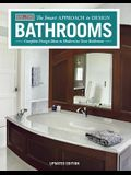 Bathrooms, Revised & Updated 2nd Edition: Complete Design Ideas to Modernize Your Bathroom