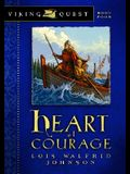 Heart of Courage (Viking Quest Series)