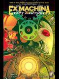 Ex Machina Vol. 3: Fact vs. Fiction