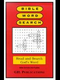 Bible Word Search, Vol. I: Bible Extracts and Puzzles