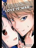 Kaguya-Sama: Love Is War, Vol. 5
