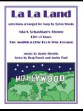 La La Land: Selections Arranged for Harp