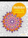 Meditation Color by Numbers