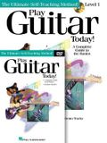 Play Guitar Today! Level 1 Pack [With CD (Audio) and DVD]