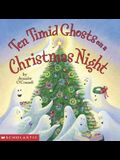 Ten Timid Ghosts on a Christmas Night