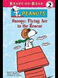 Snoopy: Flying Ace to the Rescue