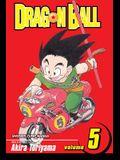 Dragon Ball, Vol. 5, Volume 5: The Red Ribbon Army