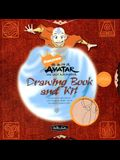 Nickelodeon Avatar: The Last Airbender Drawing Book and Kit: Includes Everything You Need to Draw Your Favorite Characters! [With Stickers and Pencil