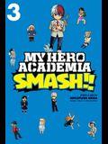My Hero Academia: Smash!!, Vol. 3, 3