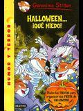 Halloween... Que Miedo! = It's Halloween, You 'Fraidy Mouse!
