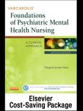 Varcarolis' Foundations of Psychiatric Mental Health Nursing - Text and Elsevier Adaptive Learning Package, 7e