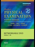 Mosby's Physical Examination Video Series: Set of 18 DVDs (Networkable Version)