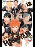 Haikyu!!, Vol. 12, Volume 12: The Tournament Begins!