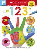 123 Pre-K Workbook: Scholastic Early Learners (Skills Workbook)