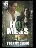 Hot Mess 5 (the Stormy Glenn Manlove Collection)