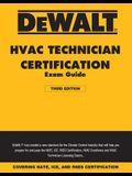 Dewalt HVAC Technician Certification Exam Guide - 2018