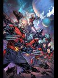 X-Men Gold Vol. 4: The Negative Zone War