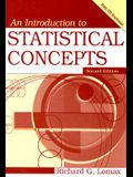 An Introduction to Statistical Concepts [With CDROM]