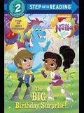 The Big Birthday Surprise! (Nella the Princess Knight) (Step into Reading)
