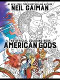 American Gods: The Official Coloring Book