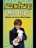 Austin Powers Mad Libs
