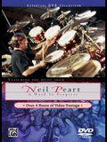 A Neil Peart -- A Work in Progress: DVD
