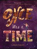 Once Was a Time: (Middle Grade Fiction Books, Friendship Stories for Young Adults, Middle Grade Novels in Verse)
