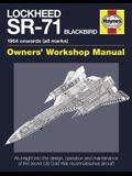 Lockheed Sr-71 Blackbird: 1964 Onwards (All Marks)