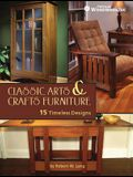 Classic Arts & Crafts Furniture: 14 Timeless Designs