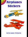 Airplanes Stickers [With Stickers]