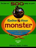 Random House Monster Sunday Crossword Omnibus, Volume 1 (Random House Crosswords)