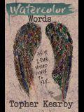 Watercolor Words