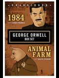 1984/Animal Farm: George Orwell Boxed Set