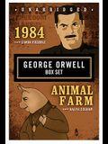 1984/Animal Farm: George Orwell Boxed Set