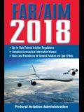 Far/Aim 2018: Up-To-Date FAA Regulations / Aeronautical Information Manual